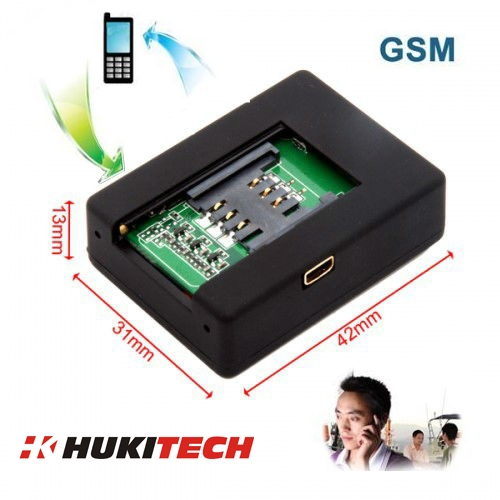 GSM Spy Bug - Babyphone - Überwachung - Abhörgerät - Minisender - NEUSTE VERSION
