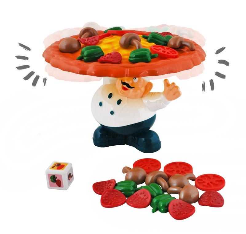 Pizza backen - Incline Pizza Spiel - Geschicklichkeitsspiel