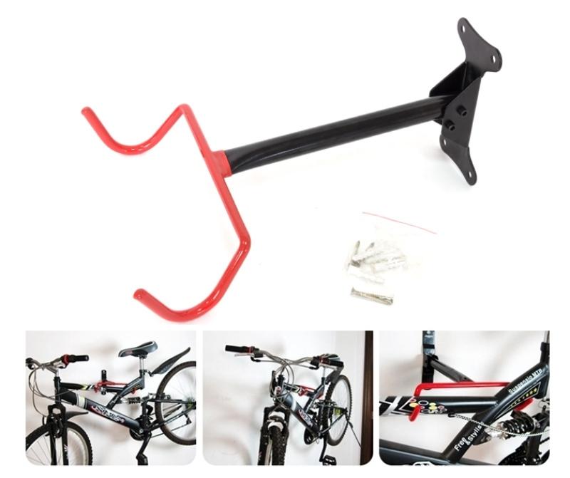Universeller Fahrrad Wandhalter Platzsparende Fahrradhalterung An