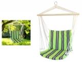 Hängesessel Hängestuhl Hängesitz (bis 120 kg) für Garten Balkon Lounge