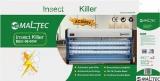 MALTEC Insektenvernichter Elektrische Lichtfalle (16 Watt)