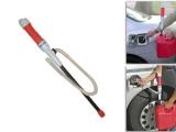HUKITECH Batteriepumpe Pumpe zum Umfüllen von Diesel Öl Wasser