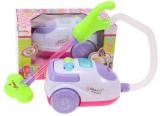 Kinderstaubsauger Clean Expert - Staubsauger mit Echtfunktion und Licht