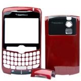 BlackBerry 8300 8310 8320 Cover - Crimson Red / Rot
