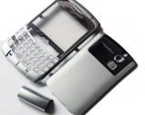 BlackBerry 8300 8310 8320 Cover - Silver / Silber