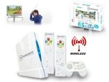 Wireless TV Konsole OVERMAX OV-85in1 mit 85 Spielen + viel Zubehör
