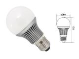 PREMIUM 56 SMD LED Lampe 6W SIVLUX E27 (warm weiß) 3000K 750 Lumen