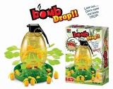 BOMB DROP Spiel Geschicklichkeitsspiel Familienspiel Partyspiel Bombe