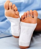200 Detox-Pflaster - Fußpflaster zur Entgiftung - Vorrat für 100 Tage