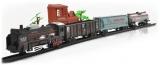 Elektrische realistische Eisenbahn RAIL KING Texas Express + Zubehör