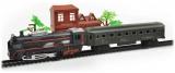 Elektrische realistische Eisenbahn RAIL KING New York Express + Zubehör