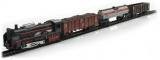 Elektrische realistische Eisenbahn RAIL KING Virginia Express + Zubehör