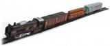 Elektrische realistische Eisenbahn RAIL KING Alaska Express + Zubehör