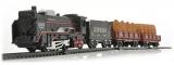 Elektrische realistische Eisenbahn RAIL KING Kalifornia Express + Zubehör