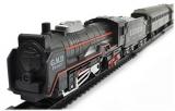 Elektrische realistische Eisenbahn RAIL KING Nevada Express + Zubehör