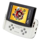Portable Multimedia Konsole für NINTENDO - 85 Spiele + viele Zusatzfunktionen